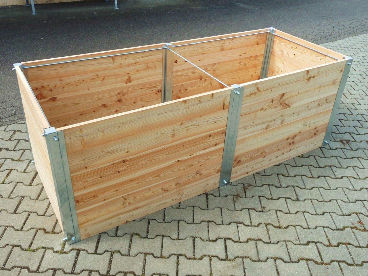 hochbeet gr 1 mtr breit x 2 5 mtr lang 85cm hoch. Black Bedroom Furniture Sets. Home Design Ideas